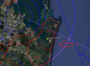 North Stradbroke Island emergency protective airspace declaration – Aerial Fire Fighting